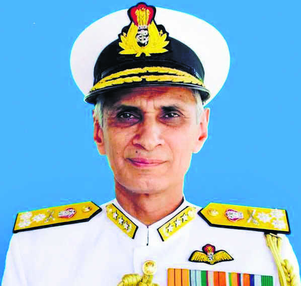New Chief gets an ageing and shrinking Navy