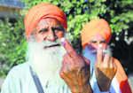Punjab sees turnout of 65.7%