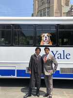 'Proud father', says Jyotiraditya Scindia after son graduates from Yale