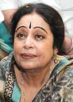 Chandigarh: BJP's sitting MP Kirron Kher leads in initial trends