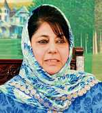 Reigning queen of Kashmir politics falls, maybe to rise again!