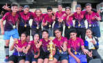 Rakhi scores five in GMSSS-18 title win