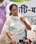Wanted to quit as CM, party rejected it: Didi