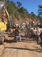 Kalka-Shimla National Highway yet to open; repair work on