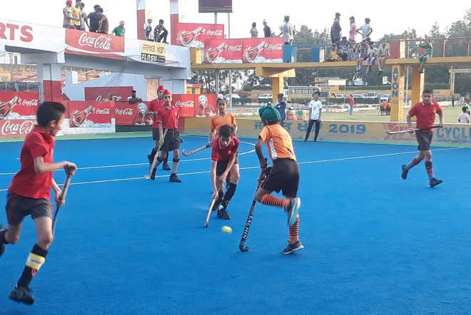 PPS Nabha to take on Bagharia Hockey Centre in sub-junior final