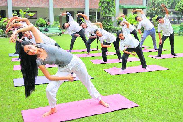 Yoga boosts health, mental well being in older adults: Study