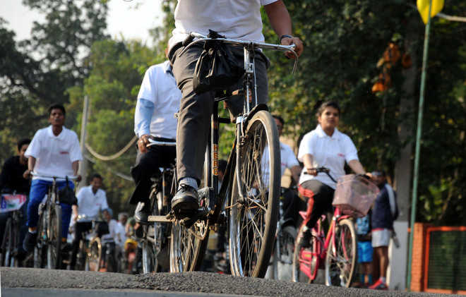 Cycling enthusiasts to pedal for a cause