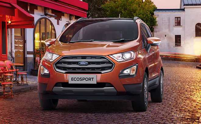 Ford India Introduces 2019 Ecosport Line Up Slashes Prices