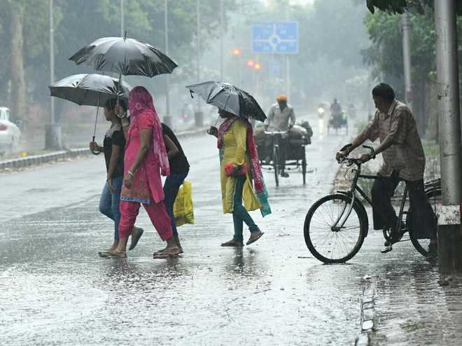 Torrential rain more frequent with global warming: Study