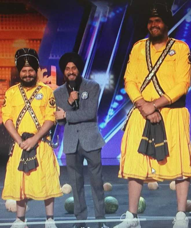 This act by Sikh group on 'America's Got Talent' will make your heart skip a beat