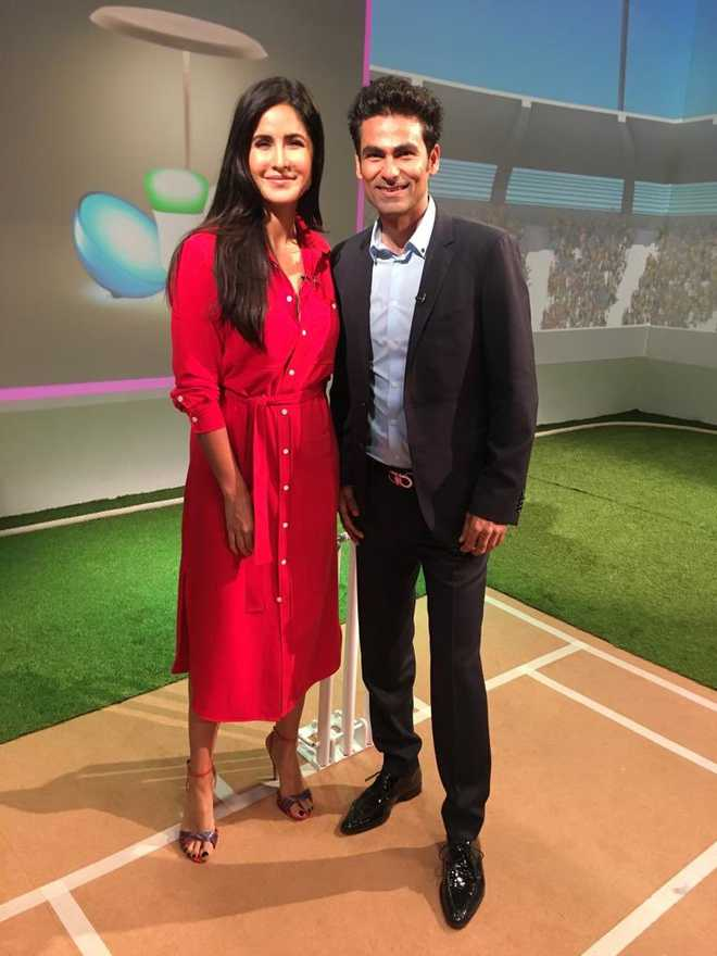 'As clarified, we're not related yet': Mohammad Kaif on meeting Katrina Kaif