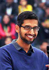 Google CEO Sundar Pichai bags Global Leadership Award 2019