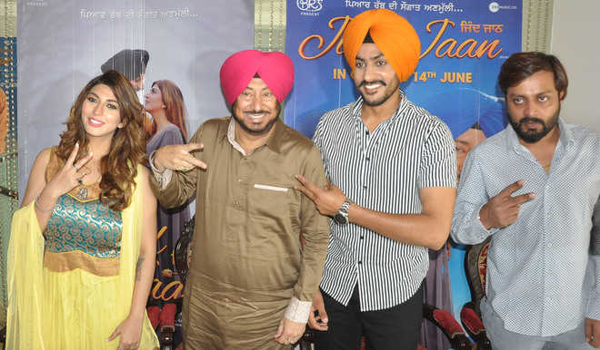 Debut as lead star excites Rajvir Jwanda