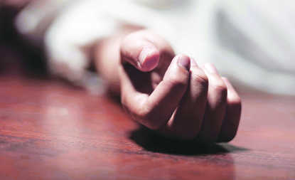 'Harassed' by woman, 1 ends life