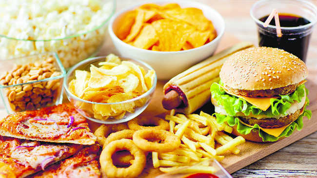 Junk food consumption ups allergy risk in kids