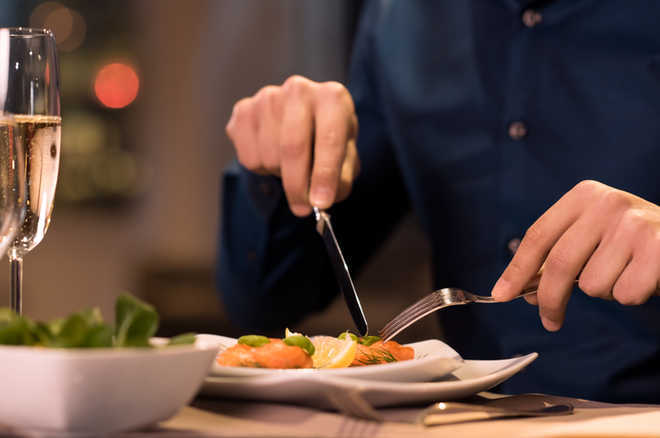Meals taste better when you are seated: Study
