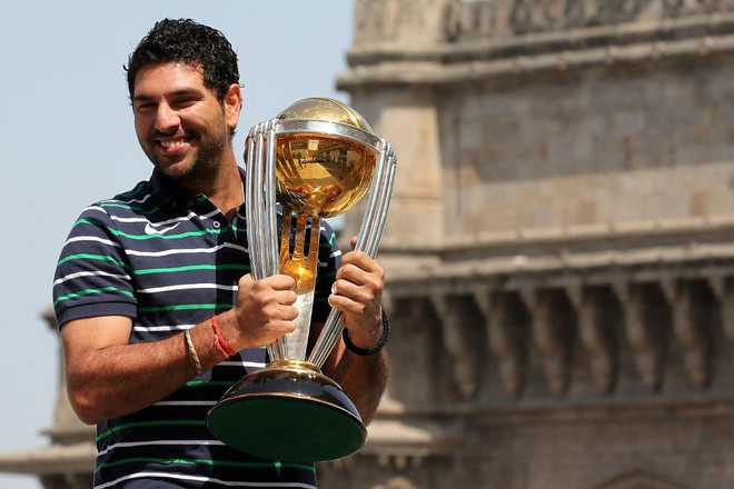 It's time to move on: Yuvraj Singh calls time on international career