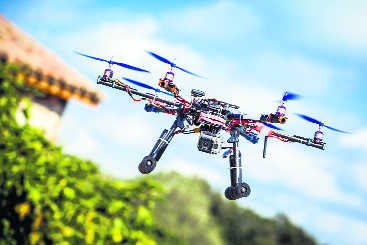 Centre working on rules to police civilian drones