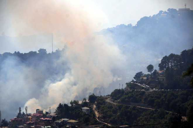 Shimla sees the hottest day in 5 yrs