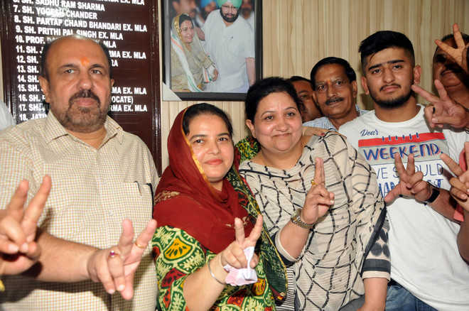 MC bypolls: Cong names out