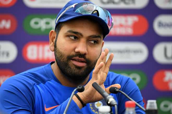 He deserved a better farewell, says Rohit