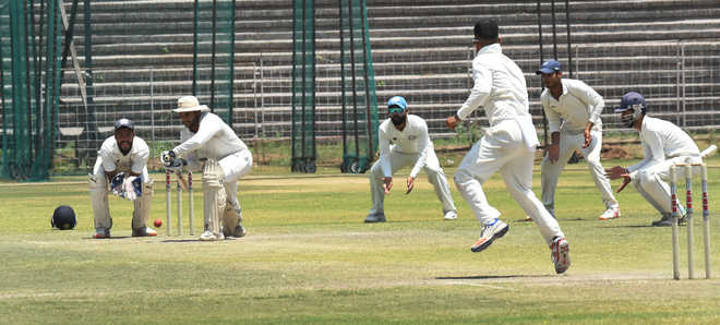 Arpit bowls Chandigarh to victory