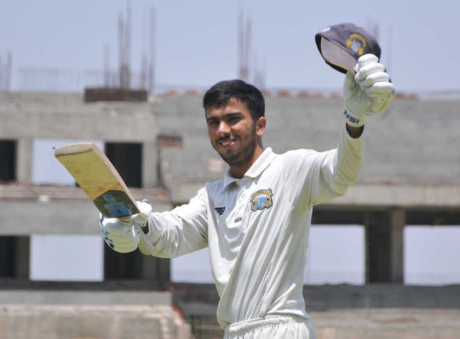 DP Azad Trophy: Anshul leads Mohali to victory