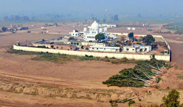 Pak allocates Rs100 cr for corridor