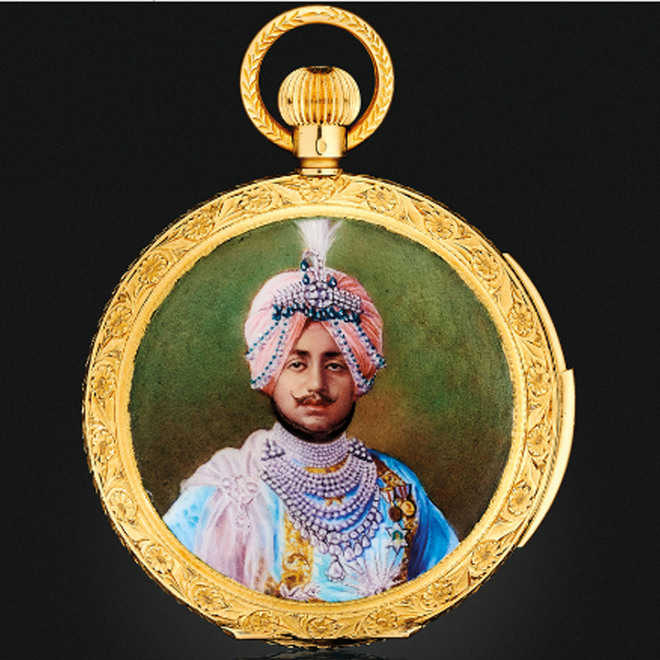Maharajas' jewels to go under hammer
