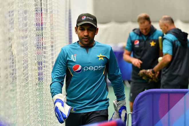 Had no plans for special celebration against India: Pak team