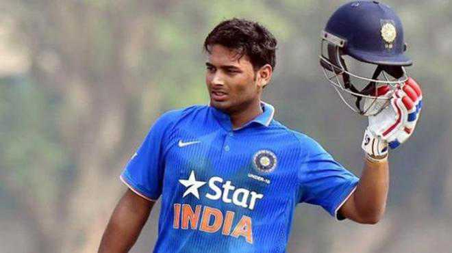Rishabh Pant to fly to England as cover for injured Shikhar Dhawan