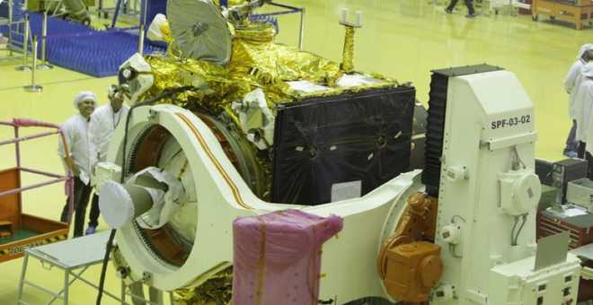 Chandrayaan-2, India's second moon mission, to be launched on July 15: ISRO
