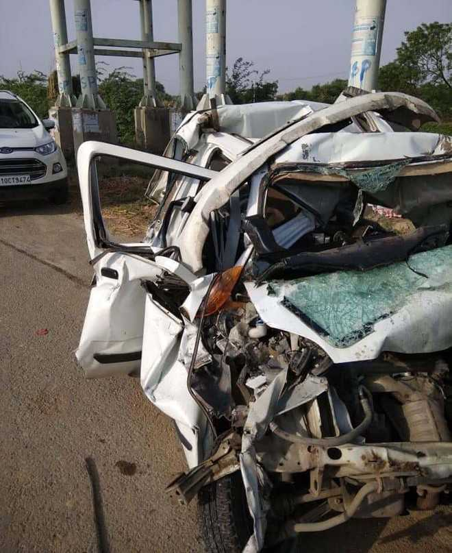 3 of family killed in Karnal accident
