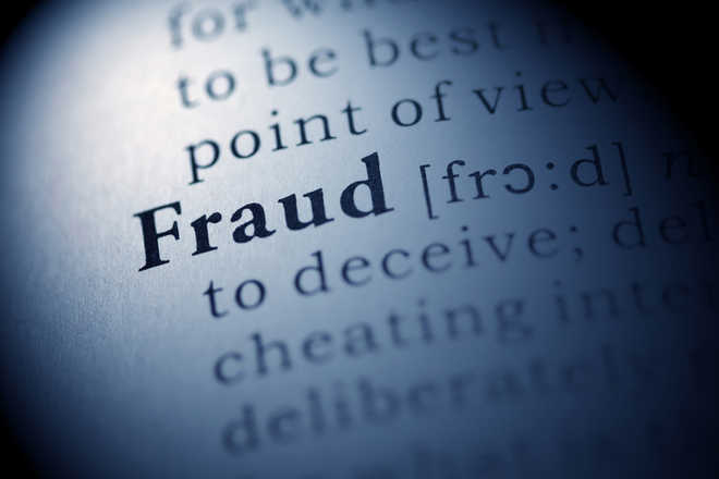 Four booked for Rs 20-lakh fraud