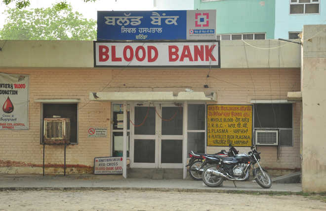 Blood bank grapples with shortage of lab technicians