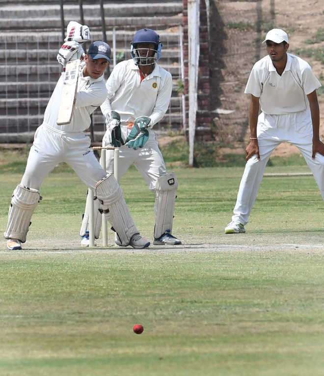 DP Azad Trophy: Arjun leads Chandigarh to victory