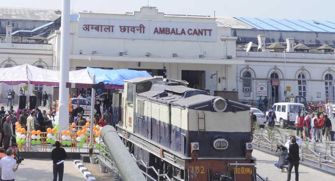 France to help revamp Ambala railway station