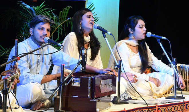Sufi ensemble casts a spell