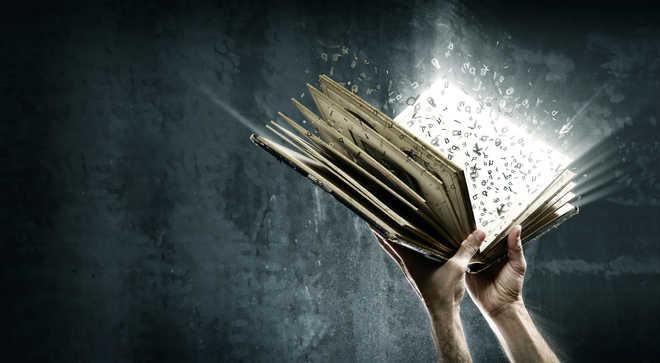 Books maketh a man