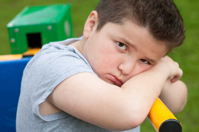 Being overweight doubles blood pressure risk in kids