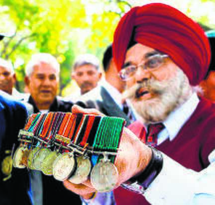 Pension revision of 25 lakh soldiers 'stuck'