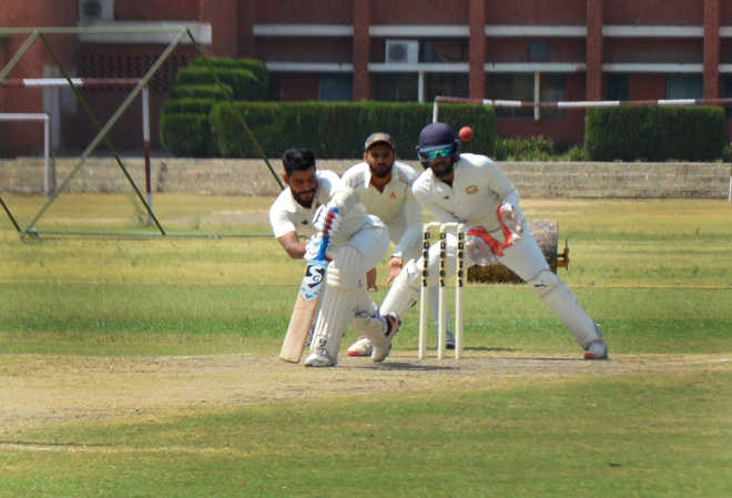 Ludhiana-Chandigarh match ends in draw