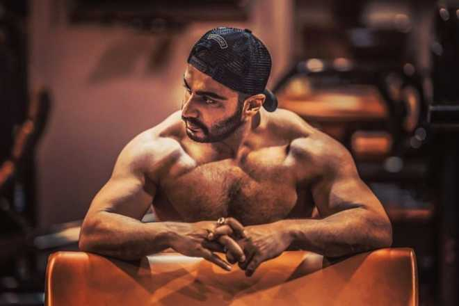 Arjun transforms into a warrior