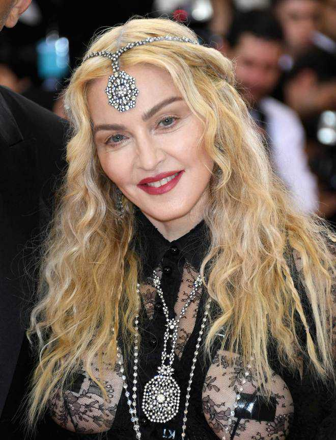 Madonna fights back and how