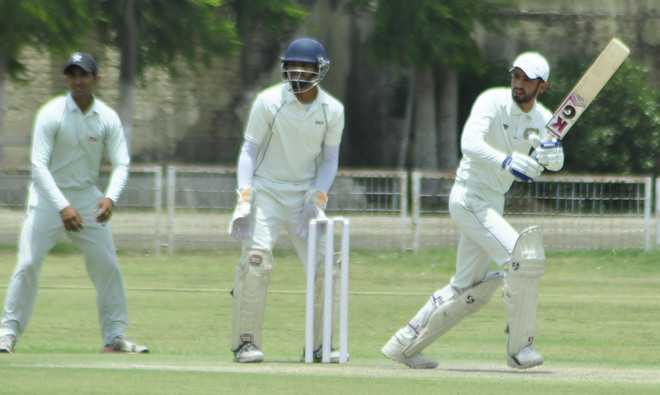 Chandigarh finish on top