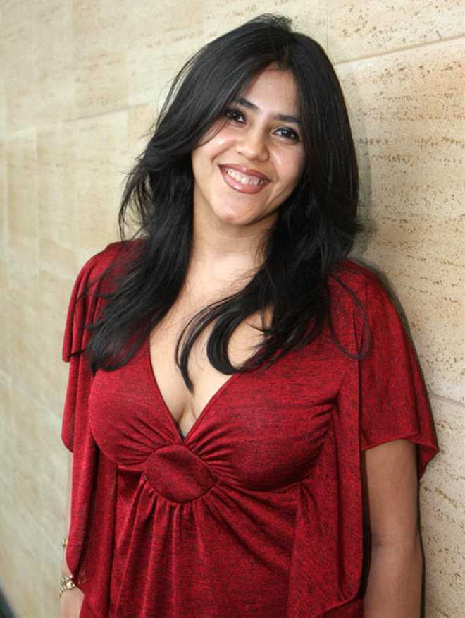 I used to be a couch potato: Ekta Kapoor