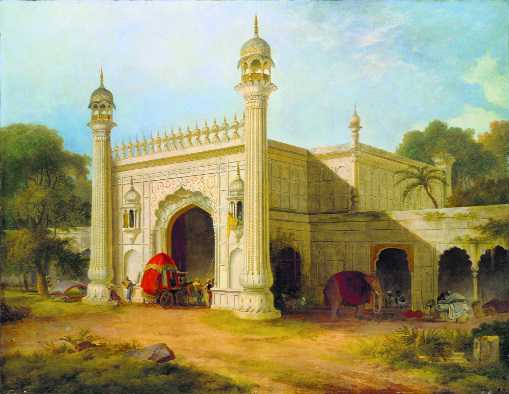 Painting India as it was