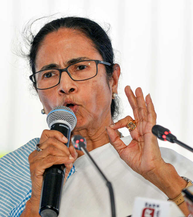 Those living in Bengal will have to learn to speak in Bengali: Mamata