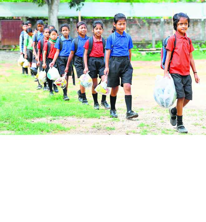 Eco-warriors across the country