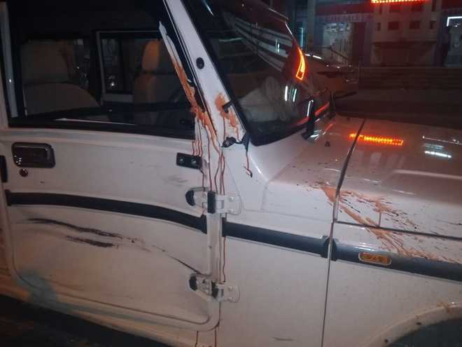 One killed, 2 hurt as car hits scooter in Zirakpur
